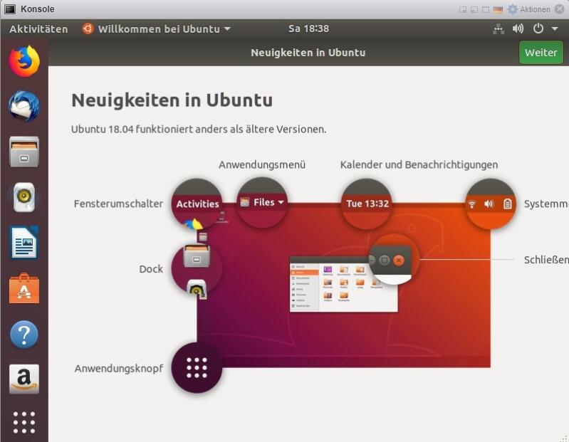 Ubuntu Einführung
